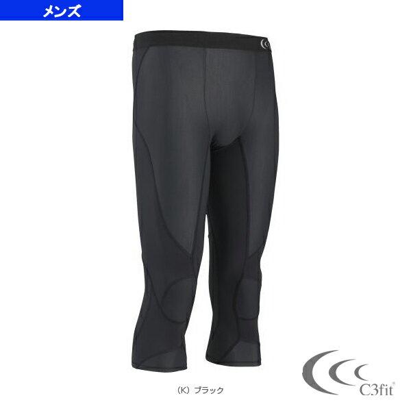 [シースリーフィット オールスポーツ アンダーウェア]インパクトエアー 3/4タイツ/メンズ(3F15328)