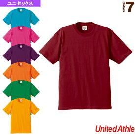 6.2オンス プレミアム Tシャツ/ユニセックス(5942-01)《ユナイテッドアスレ ライフスタイル ウェア(メンズ/ユニ)》