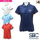 プリーツゲームシャツ/レディース(STC-AGW2021)《セントクリストファー テニス・バドミントン ウェア(レディース)》