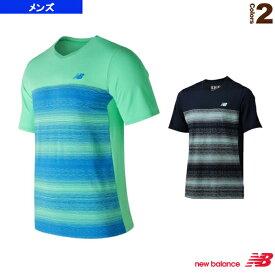 6ae6e446532d [ニューバランス テニス・バドミントン ウェア(メンズ/ユニ)]ゲームチェンジャークルーゲーム