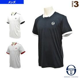 CLUB TECH T-SHIRT/Tシャツ/TECH-MANシリーズ/メンズ(36846)《セルジオタッキーニ テニス・バドミントン ウェア(メンズ/ユニ)》