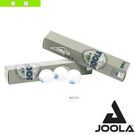 ヨーラ フラッシュ 40+/プラスチック製3スターボール/6球入(40041)《ヨーラ 卓球 ボール》