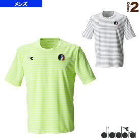 EVOプラクティスシャツ/メンズ(DTP7582)《ディアドラ テニス・バドミントン ウェア(メンズ/ユニ)》