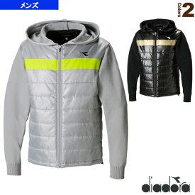 EVO中綿ハイブリッドジャケット/メンズ(DTW7183)《ディアドラ テニス・バドミントン ウェア(メンズ/ユニ)》