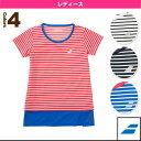 Colorplay Line/カラープレイライン/ゲームシャツ/レディース(BAB-1787W)《バボラ テニス・バドミントン ウェア(レディース)》