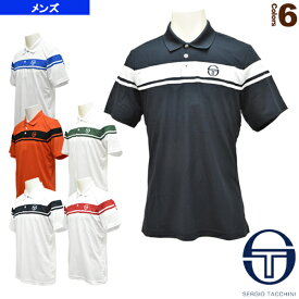 YOUNG LINE PRO POLO/ヤングライン プロ ポロシャツ/メンズ(36850)《セルジオタッキーニ テニス・バドミントン ウェア(メンズ/ユニ)》