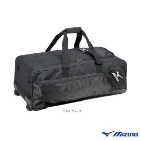 チーム遠征キャスターバッグ/ハンドル二段式(33JC7570)《ミズノ オールスポーツ バッグ》