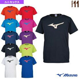 BS Tシャツ ビッグロゴ/ユニセックス(32JA8155)《ミズノ オールスポーツ ウェア(メンズ/ユニ)》
