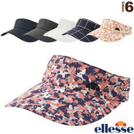 ダブルクロスバイザー/Double Cloth Visor(EAC1810)《エレッセ テニス アクセサリ・小物》