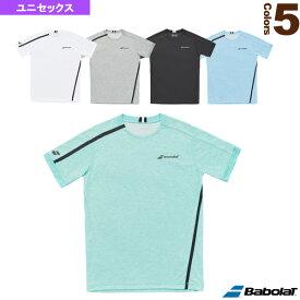 ゲームシャツ/フラッグシップライン/ユニセックス(BTULJA04)《バボラ テニス・バドミントン ウェア(メンズ/ユニ)》