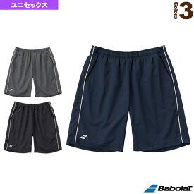 ゲームパンツ/カラープレイライン/ユニセックス(BTULJD03)《バボラ テニス・バドミントン ウェア(メンズ/ユニ)》