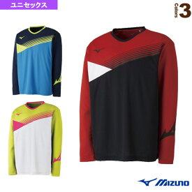 Tシャツ/ユニセックス(62JA8007)《ミズノ テニス・バドミントン ウェア(メンズ/ユニ)》バドミントンウェア男性用
