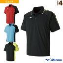ゲームシャツ/ジュニア(62JA8015)《ミズノ テニス ジュニアグッズ》子供用ジュニア用ジュニアウェアテニスウェア