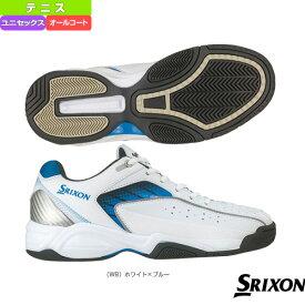 SPEEZA 2 ALL COURT/スピーザ 2 オールコート/ユニセックス(SRS670)《スリクソン テニス シューズ》ハードコート用