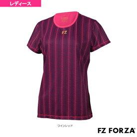 ゲームシャツ/レディース(302551)《フォーザ テニス・バドミントン ウェア(レディース)》