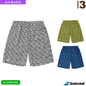 ゲームパンツ/フラッグシップライン/ユニセックス(BTUMJD01)《バボラ テニス・バドミントン ウェア(メンズ/ユニ)》