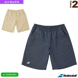 ゲームパンツ/カラープレイライン/ユニセックス(BTUMJD04)《バボラ テニス・バドミントン ウェア(メンズ/ユニ)》
