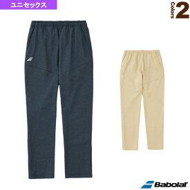デニムパンツ/カラープレイライン/ユニセックス(BTUMJK62)《バボラ テニス・バドミントン ウェア(メンズ/ユニ)》