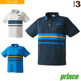 ゲームシャツ/ジュニア(WJ198)《プリンス テニス ジュニアグッズ》子供用