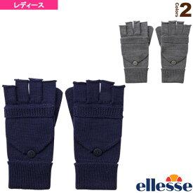 ニットテニスグローブ/Knit Tennis Glove/レディース(EAC3850)《エレッセ テニス アクセサリ・小物》
