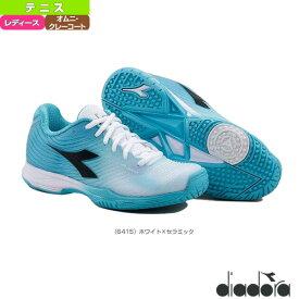 SPEED COMPETITION 4 W SG/スピードコンペティション 4 W SG/レディース(173000)《ディアドラ テニス シューズ》オムニクレー用