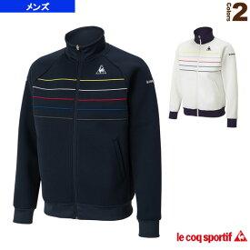 ダブルラッセルジャケット/DOUBLE RUSSEL JACKET/メンズ(QTMMJC00)《ルコック テニス・バドミントン ウェア(メンズ/ユニ)》