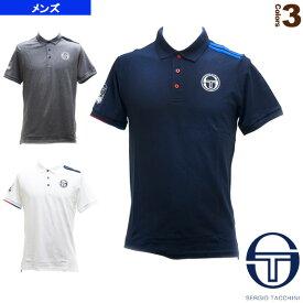 MONTE-CARLO/IELIN POLO/ポロシャツ/メンズ(37781)《セルジオタッキーニ テニス・バドミントン ウェア(メンズ/ユニ)》