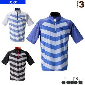 ゲームシャツ/メンズ(DTG9331)《ディアドラ テニス・バドミントン ウェア(メンズ/ユニ)》