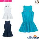ツアードレス/Tour Dress/レディース(EW09115)《エレッセ テニス・バドミントン ウェア(レディース)》
