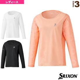 メッシュジャケット/ツアーライン/レディース(SDF-5921W)《スリクソン テニス・バドミントン ウェア(レディース)》