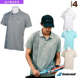 ショートスリーブシャツ/フラッグシップライン/ユニセックス(BTUNJA03)《バボラ テニス・バドミントン ウェア(メンズ/ユニ)》