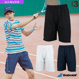 ショートパンツ/カラープレイライン/ユニセックス(BTUNJD02)《バボラ テニス・バドミントン ウェア(メンズ/ユニ)》
