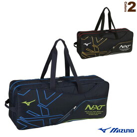 N-XT 3WAYトーナメントバッグ(63JD9006)《ミズノ テニス バッグ》