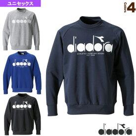 スウェットクルーネックシャツ/ユニセックス(DGC9116)《ディアドラ オールスポーツ ウェア(メンズ/ユニ)》