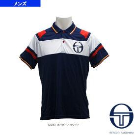 COLUMBIA/MC/STAFF POLO/コロンビア/モンテカルロ スタッフポロ/メンズ(SGT-37995)《セルジオタッキーニ テニス・バドミントン ウェア(メンズ/ユニ)》
