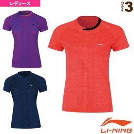 中国ナショナルチームゲームシャツ/レディース(AAYN076)《リーニン テニス・バドミントン ウェア(レディース)》