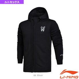 ウォームアップジャケット/ユニセックス(AWDN053)《リーニン テニス・バドミントン ウェア(メンズ/ユニ)》