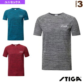 T-SHIRT ACTIVITY/Tシャツ アクティビティ/ユニセックス(1803-1902/1803-1905/1803-1906)《スティガ 卓球 ウェア(メンズ/ユニ)》