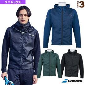 ハイブリッドジャケット/フラッグシップライン/ユニセックス(BTUOJK40)《バボラ テニス・バドミントン ウェア(メンズ/ユニ)》