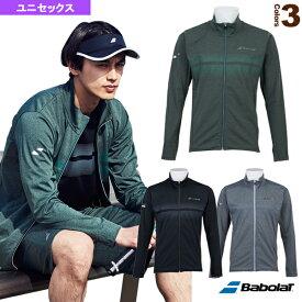 スムースジャケット/フラッグシップライン/ユニセックス(BTUOJK42)《バボラ テニス・バドミントン ウェア(メンズ/ユニ)》