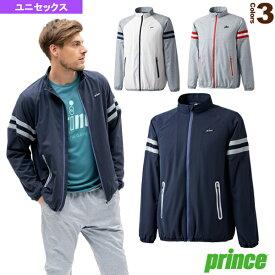 ジャケット/ユニセックス(WU9611)《プリンス テニス・バドミントン ウェア(メンズ/ユニ)》