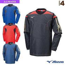 タフブレーカーシャツ/ユニセックス(32ME9181)《ミズノ オールスポーツ ウェア(メンズ/ユニ)》