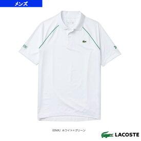 NOVAK DJOKOVIC/POLOS/ポロシャツ/メンズ(DH4743L)《ラコステ テニス・バドミントン ウェア(メンズ/ユニ)》