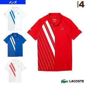 NOVAK DJOKOVIC/POLOS/ポロシャツ/メンズ(DH2241L)《ラコステ テニス・バドミントン ウェア(メンズ/ユニ)》