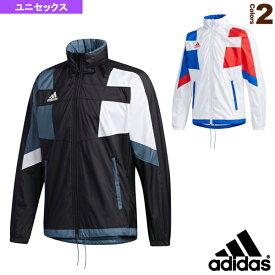 TEAM BT ジャケット/ユニセックス(INU62)《アディダス テニス・バドミントン ウェア(メンズ/ユニ)》