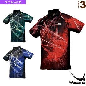 コスモブライトユニフォーム/COSMOBRIGHT/ユニセックス(Y-240)《ヤサカ 卓球 ウェア(メンズ/ユニ)》