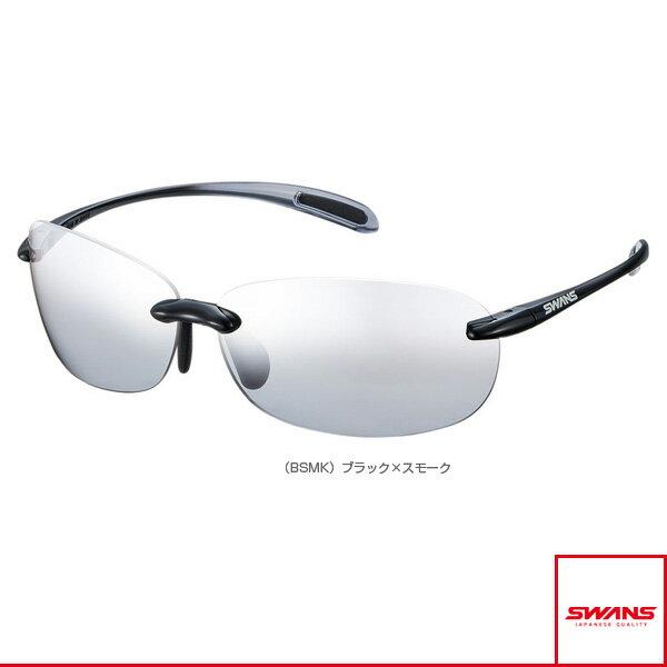 [スワンズ オールスポーツ アクセサリ・小物]Airless-Beans/ミラーレンズモデル/ブラック×スモーク/シルバーハーフミラー×Lスモーク(SABE-1302 BSMK)