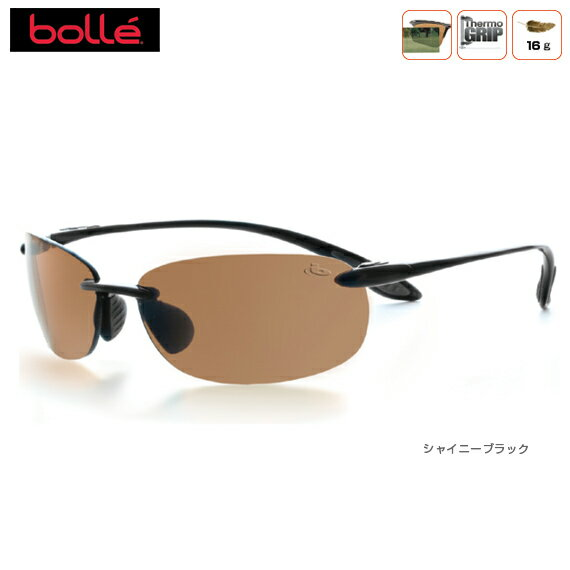 [bolle オールスポーツ アクセサリ・小物]KICKBACK(キックバック)/シャイニーブラック/イーグルビジョン2ダーク(10210)