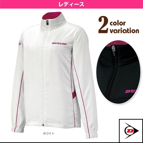 ライトジャケット/レディース(TDW-4320W)《ダンロップ テニス・バドミントン ウェア(レディース)》