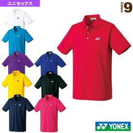 ゲームシャツ/スタンダードサイズ/ユニセックス(10300)《ヨネックス テニス・バドミントン ウェア(メンズ/ユニ)》